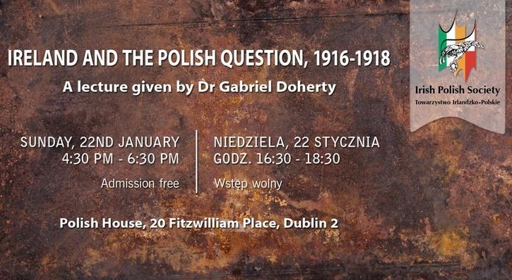 Gabriel Doherty IPS Cover IrlandiaE
