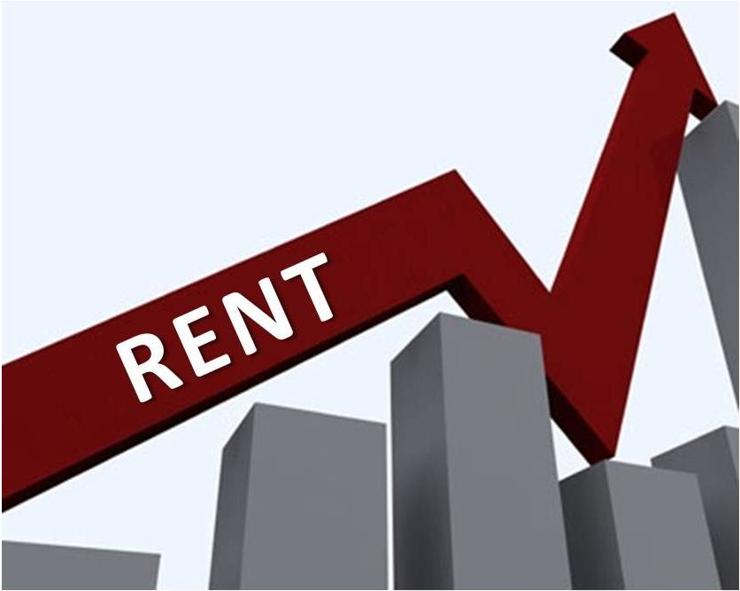 rent increase ireland 2016