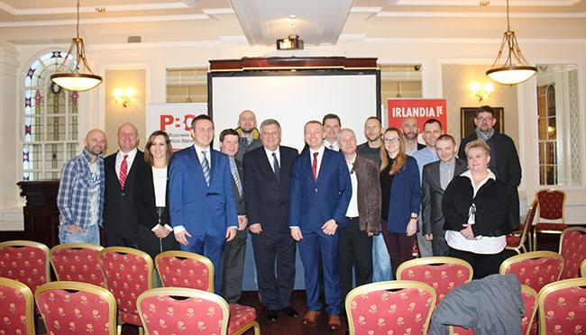 Polski Klub Biznesu networking konferencja 28 01 17
