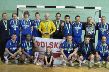 Polska drużyna wicemistrzem Irlandii w Futsalu!