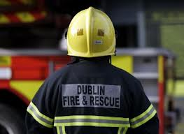 fire in dublin