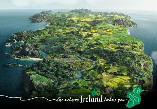Zielona Wyspa jest tylko jedna. Gospodarka Irlandii rośnie jak na drożdżach