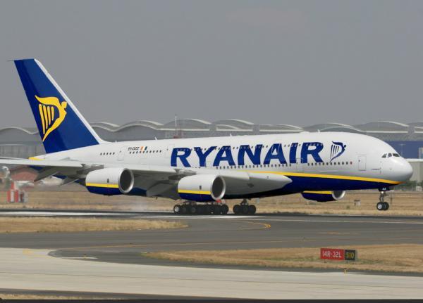 ryanair a380