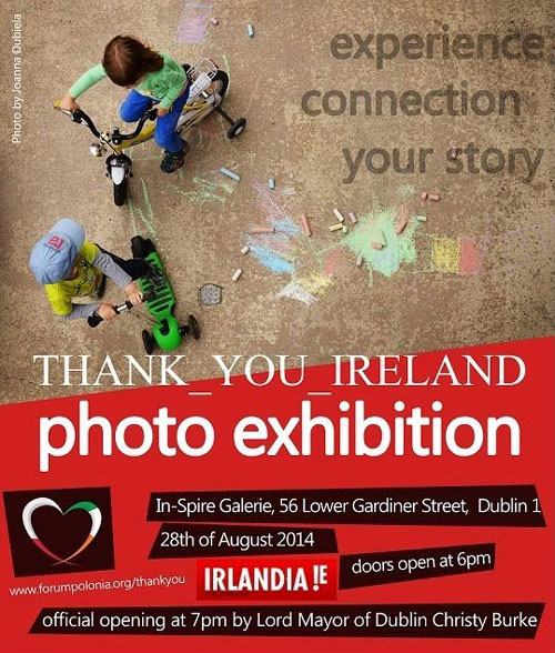 thank you ireland poster1