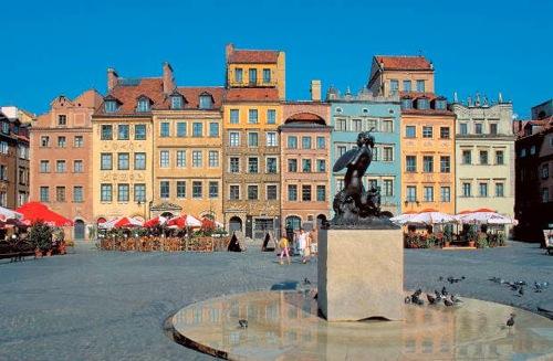 Centrum kulturalne Polski