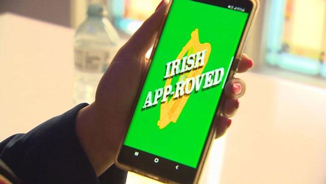 irish app roved
