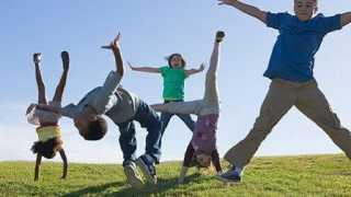 Dobre wieści – irlandzkie dzieci są coraz zdrowsze