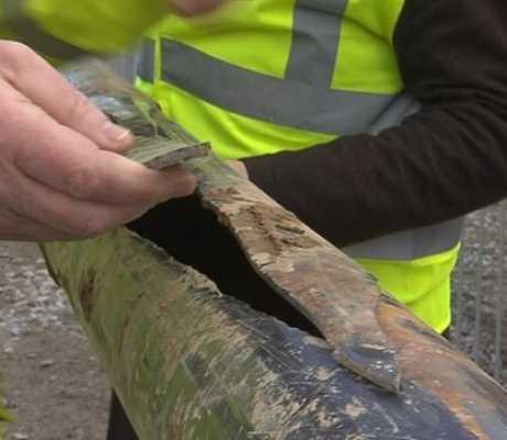Irish Water rozpoczyna naprawę zarejestrowanych przecieków